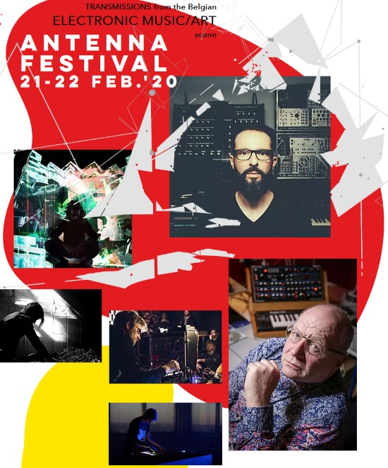 Antenna Festival 21-22 February, Evergem, Belgium