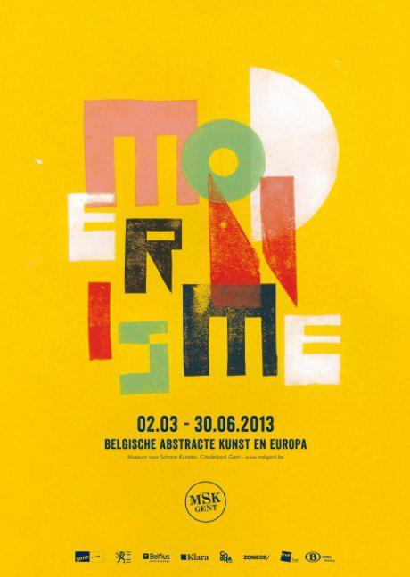 Museum Fine Arts Ghent Modernism