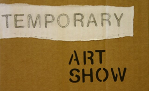 Temporary Art Show Wakefield